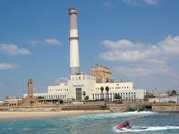 תחנת כוח רידינג, חברת החשמל / צלם: איל יצהר